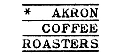 Akron Coffee Roasters