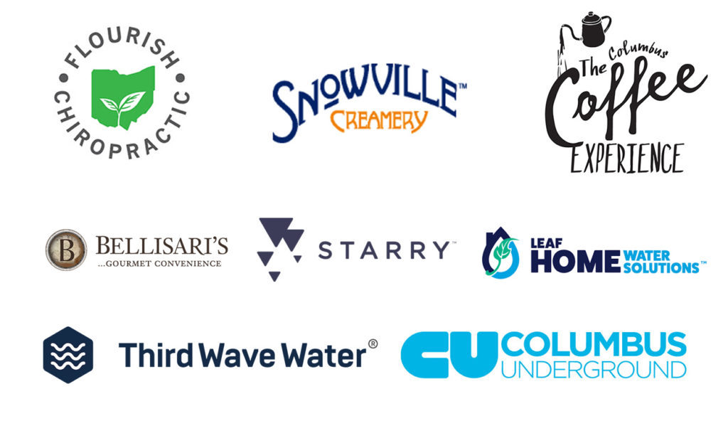 Thank you to these companies that are sponsoring the 2021 Columbus Coffee Festival